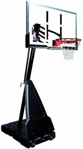 Spalding NBA Portable Basketball Hoop
