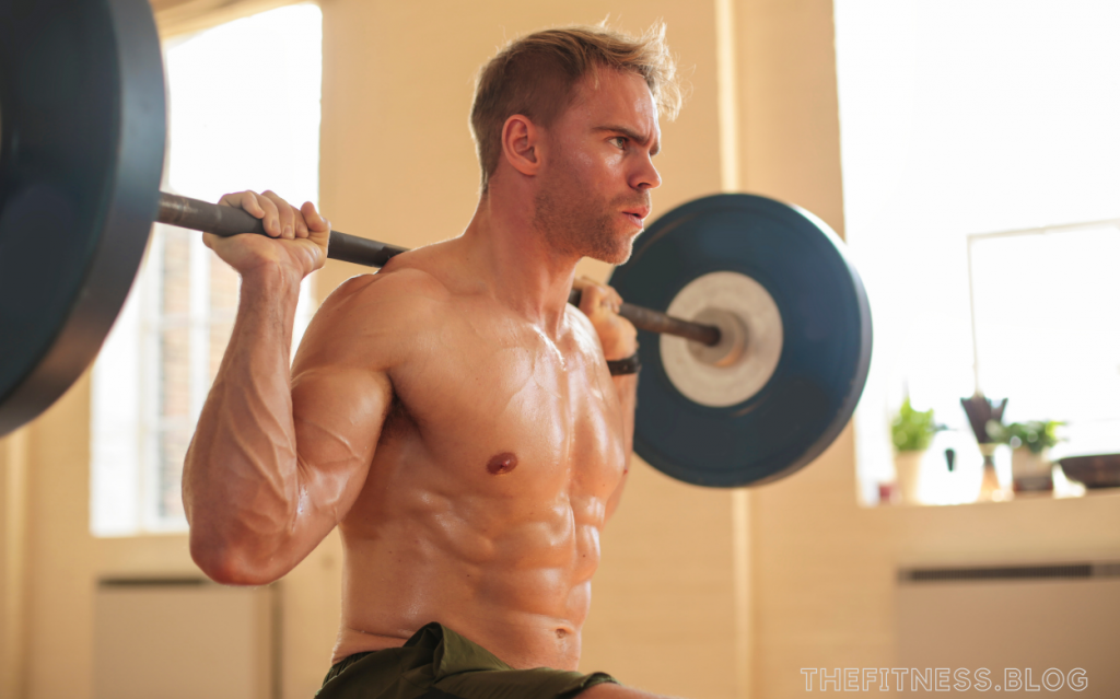 The Best Exercises with a Weighted Bar