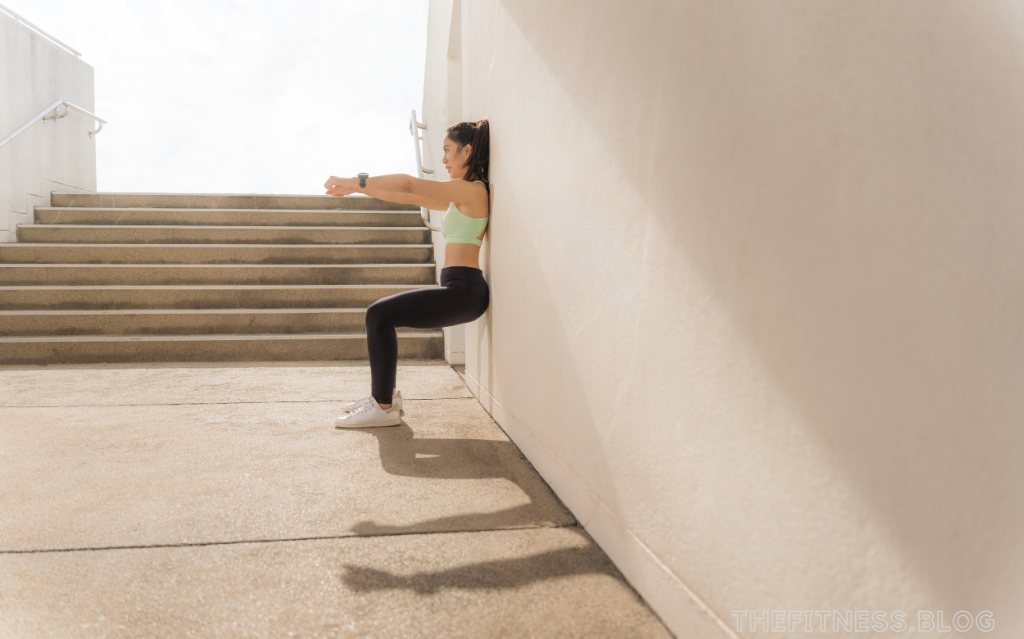 The Benefits of Wall Sits